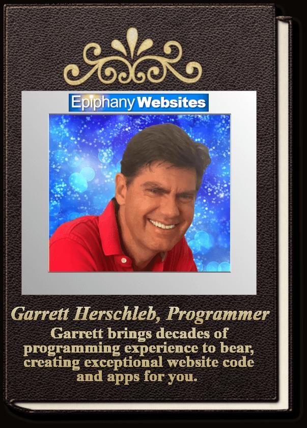Garrett Herschleb Bio