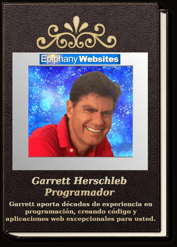 Garrett Biografo